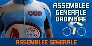 ✯✯✯ ASSEMBLEE GENERALE ORDINAIRE du club !