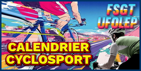 Ⓝ  Championnat National FSGT sur ROUTE