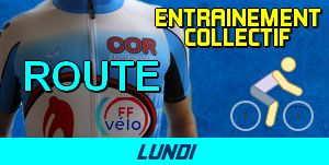 ★ ENTRAINEMENT COLLECTIF - LUNDI (11h00) ⏰
