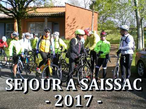Séjour à Saissac