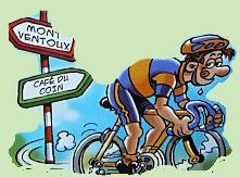 Le petit braquet humour velo gag - Dessin cycliste humoristique ...